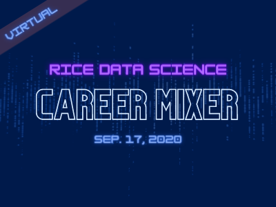 Rice Data Science Career Mixer